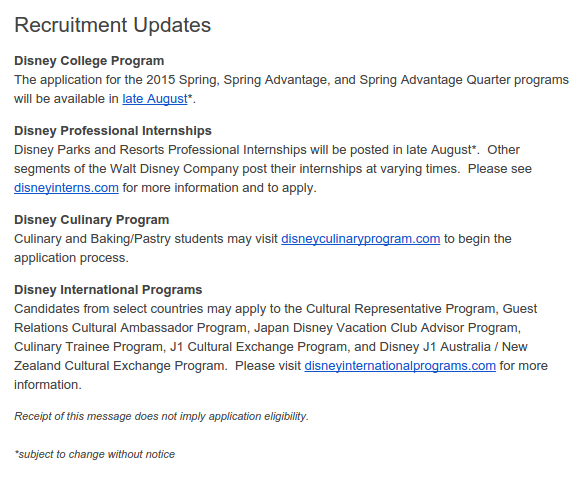 recruitments